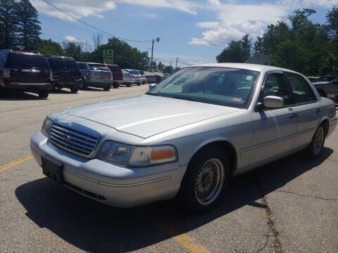 2000 Ford Crown Victoria