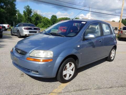 2007 Chevrolet Aveo