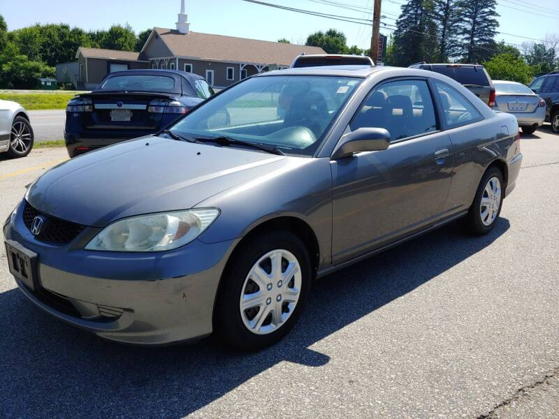 2005 Honda Civic EX 2dr Coupe - Derry NH