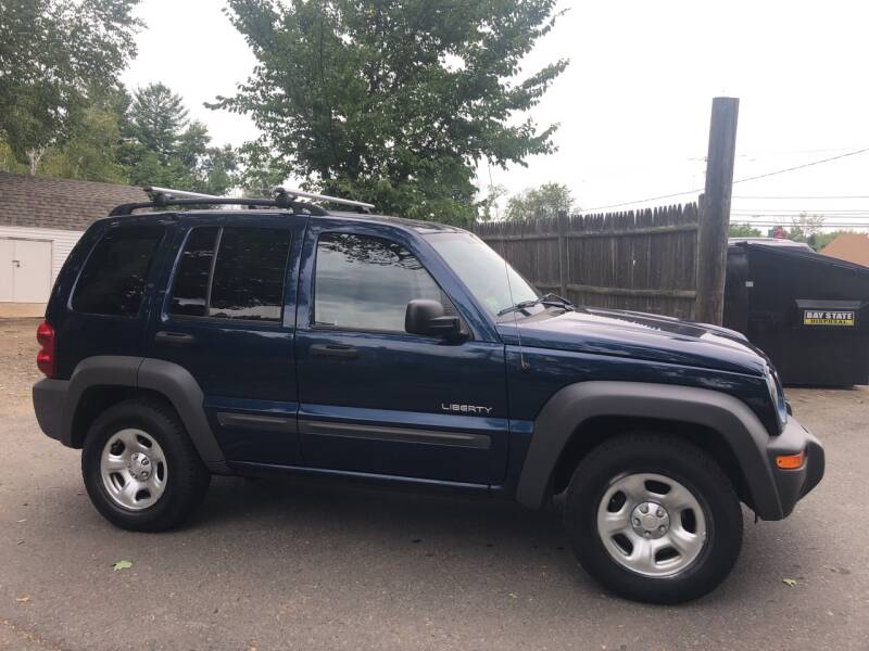 2004 Jeep Liberty 4dr Sport 4WD SUV - Derry NH