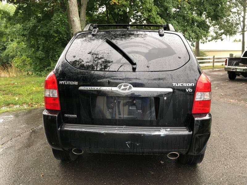 2006 Hyundai Tucson Limited 4dr SUV - Derry NH