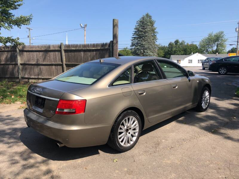 2006 Audi A6 AWD 3.2 quattro 4dr Sedan - Derry NH