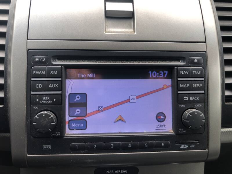 2011 Nissan Sentra 2.0 SL 4dr Sedan - Derry NH