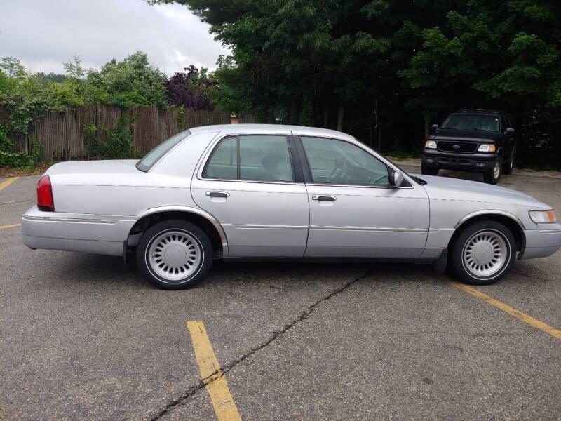 1999 Mercury Grand Marquis LS 4dr Sedan - Derry NH