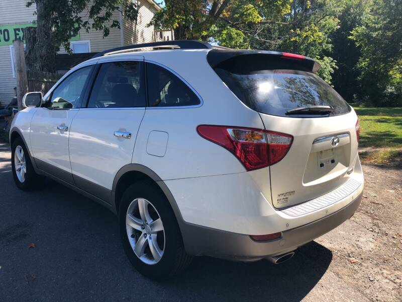 2011 Hyundai Veracruz AWD Limited 4dr Crossover - Derry NH