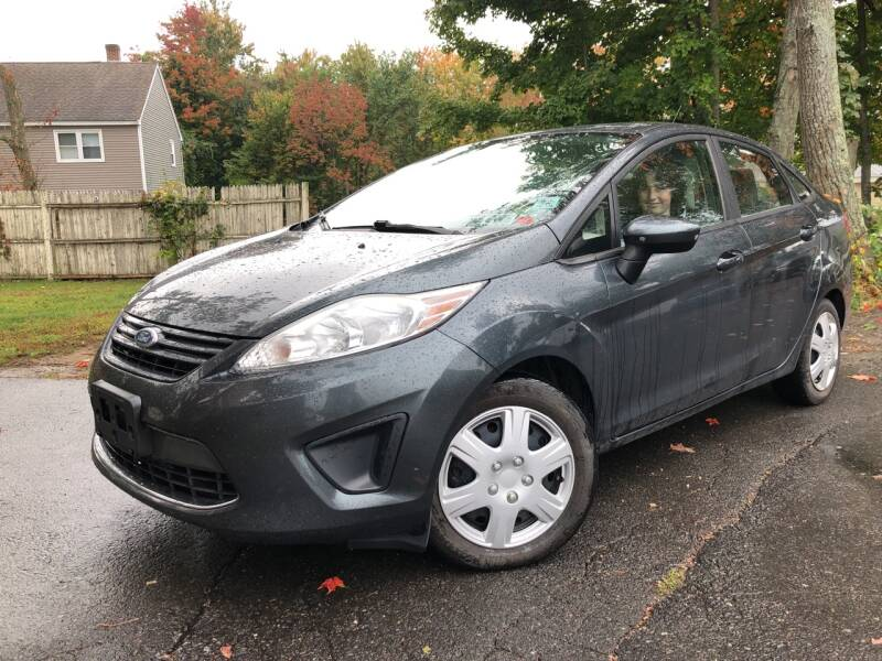 2011 Ford Fiesta S 4dr Sedan - Derry NH