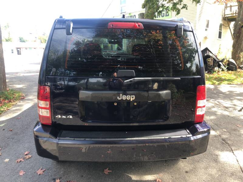 2011 Jeep Liberty 4x4 Sport 4dr SUV - Derry NH