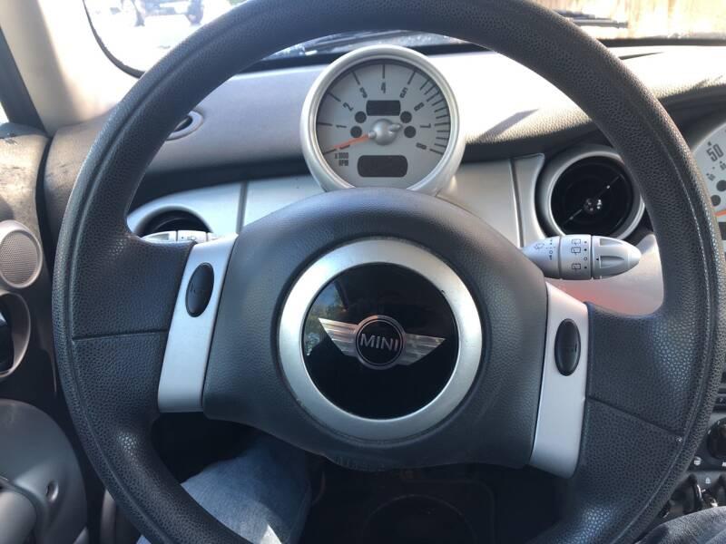 2003 MINI Cooper 2dr Hatchback - Derry NH