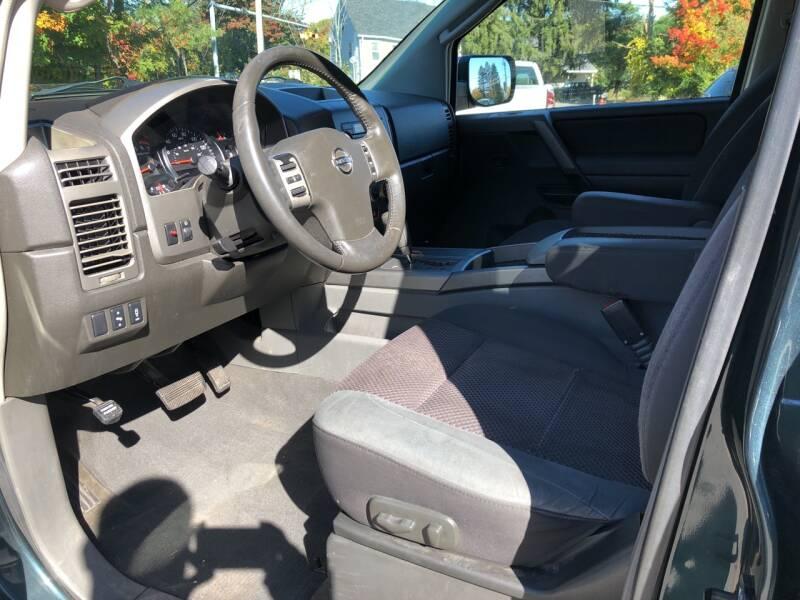 2005 Nissan Armada SE 4WD 4dr SUV - Derry NH