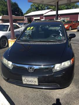 2007 Honda Civic for sale in Columbia, PA