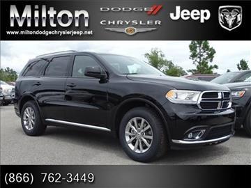 2017 Dodge Durango for sale in Milton, FL