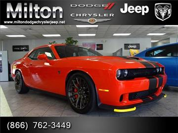 2016 Dodge Challenger for sale in Milton, FL