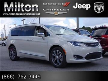 2017 Chrysler Pacifica for sale in Milton, FL