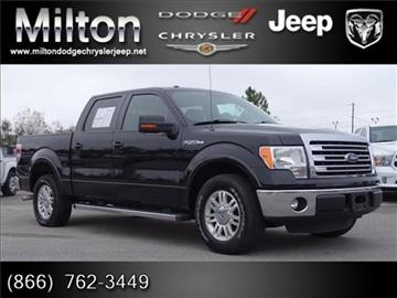 2013 Ford F-150 for sale in Milton, FL