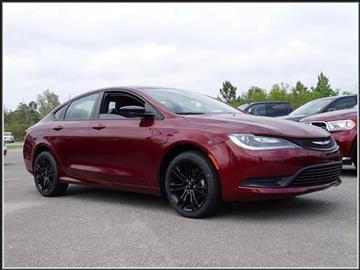 2017 Chrysler 200 for sale in Milton, FL