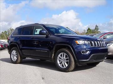 2017 Jeep Grand Cherokee for sale in Milton, FL