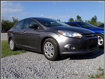 2012 Ford Focus for sale in Milton, FL