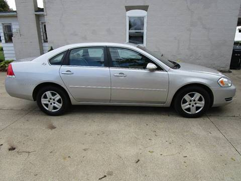 2007 Chevrolet Impala for sale in Sherrill IA