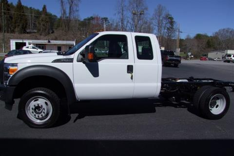 2016 Ford F-550 for sale in Hayesville, NC