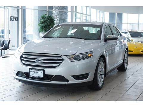2017 Ford Taurus for sale in Sacramento, CA