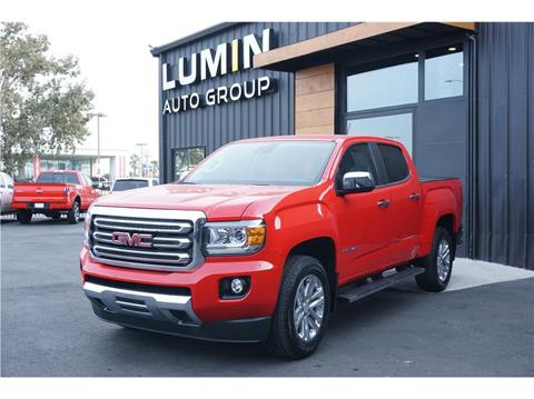 2015 GMC Canyon for sale in Sacramento, CA
