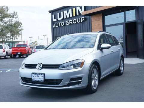 2015 Volkswagen Golf SportWagen for sale in Sacramento, CA