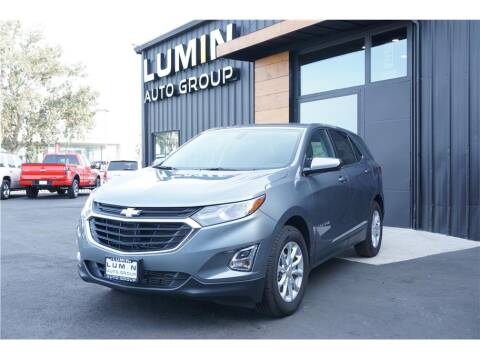 2018 Chevrolet Equinox for sale in Sacramento, CA