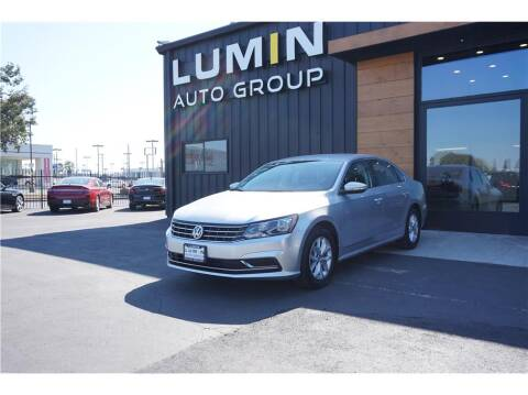 2017 Volkswagen Passat 1.8T S for sale at Integrity Auto Sales in Sacramento CA