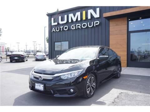2017 Honda Civic EX-T for sale at Integrity Auto Sales in Sacramento CA