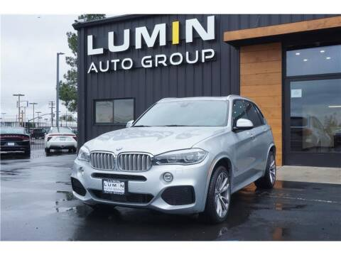 2017 BMW X5 xDrive50i for sale at Integrity Auto Sales in Sacramento CA
