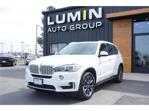 2017 BMW X5 sDrive35i for sale at Integrity Auto Sales in Sacramento CA