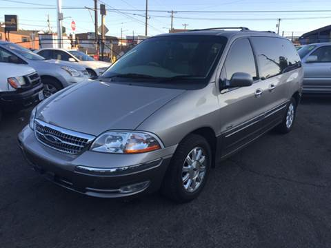 2000 Ford Windstar for sale in Seattle, WA