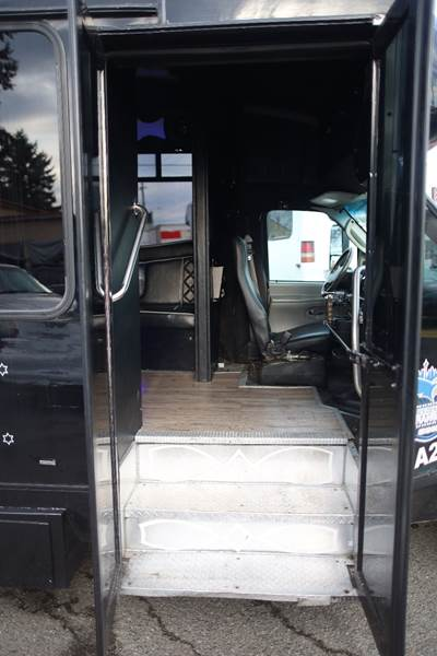 2006 Ford E-Series Chassis E-450 SD 2dr Commercial/Cutaway/Chassis 158-176 in. WB - Seattle WA