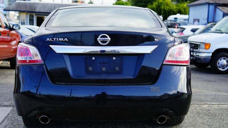 2015 Nissan Altima 2.5 S 4dr Sedan - Seattle WA