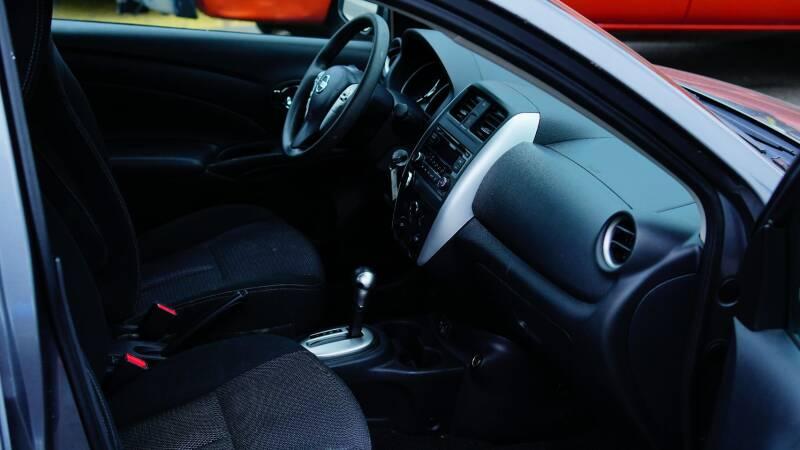 2018 Nissan Versa SV 4dr Sedan - Seattle WA