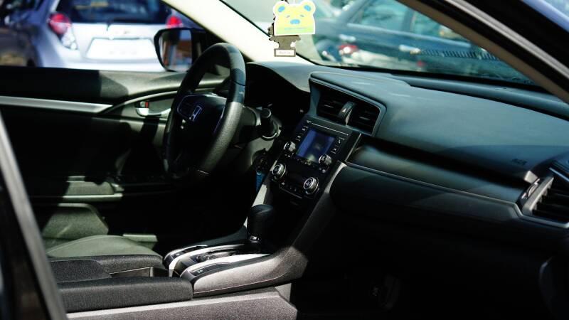 2016 Honda Civic LX 4dr Sedan CVT - Seattle WA