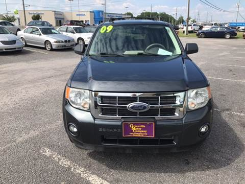 2009 Ford Escape for sale in Kinston, NC
