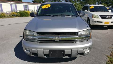 2004 Chevrolet Trailblazer Ext For Sale In North Carolina