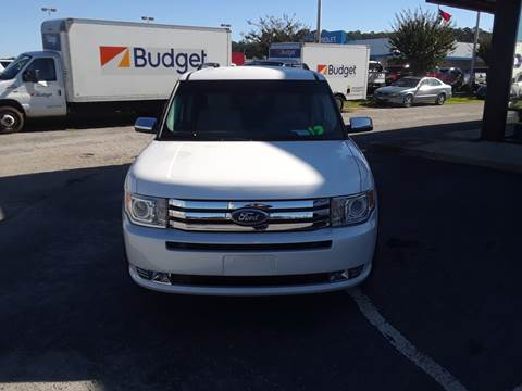 2012 Ford Flex for sale in Greenville, NC