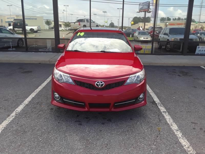 2014 Toyota Camry SE Sport 4dr Sedan   Greenville NC