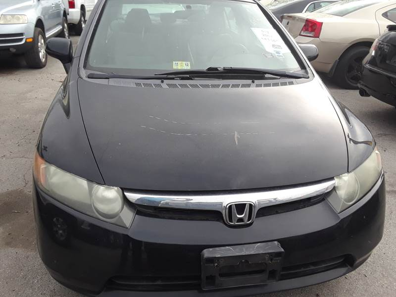 2007 Honda Civic EX 4dr Sedan (1.8L I4 5A) In Greenville NC - East ...