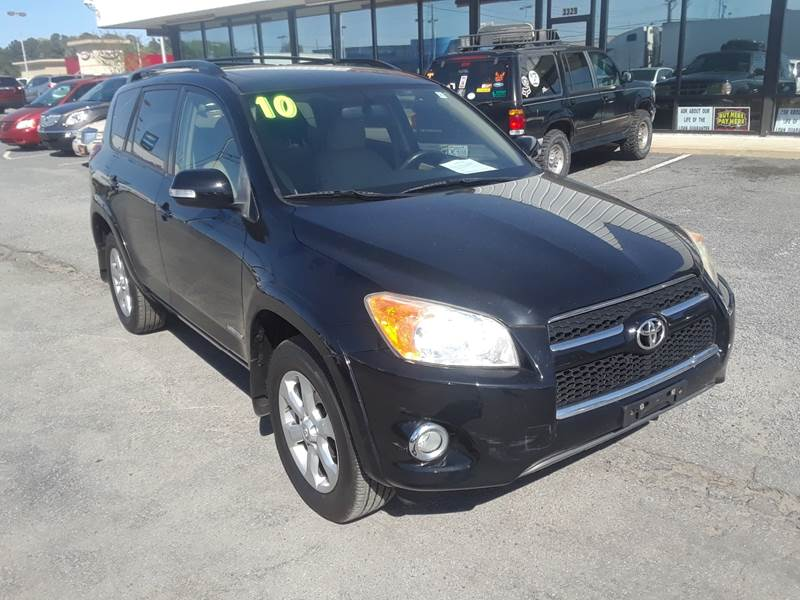 2010 Toyota RAV4 4x4 Limited 4dr SUV   Greenville NC