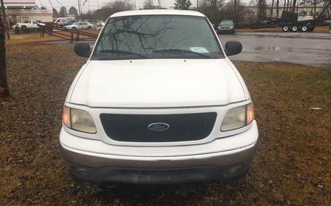 2004 Ford F-150 Heritage for sale in Greenville, NC