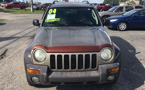 2004 Jeep Liberty for sale in Greenville, NC