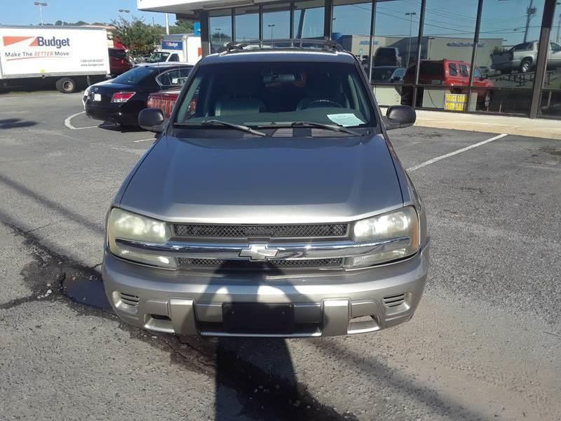Buy Here Pay Here Greenville Nc >> 2002 Chevrolet Trailblazer LS 2WD 4dr SUV In Greenville NC - East Carolina Auto Exchange