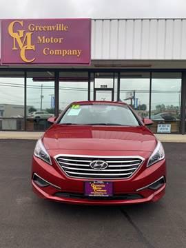 2016 Hyundai Sonata for sale in Greenville, NC