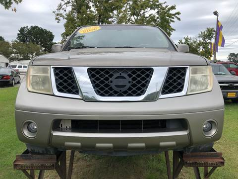 Nissan Greenville Nc >> 2006 Nissan Pathfinder For Sale In Greenville Nc