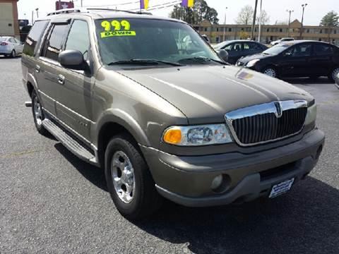 2001 Lincoln Navigator for sale in Washington, NC