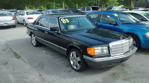 1983 Mercedes-Benz 380-Class for sale in Greenville, NC
