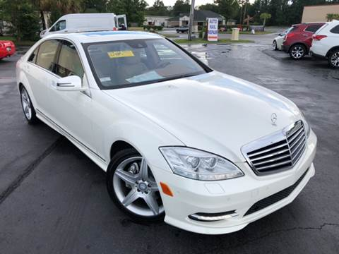 High Quality 2010 Mercedes Benz S Class For Sale In Myrtle Beach, SC